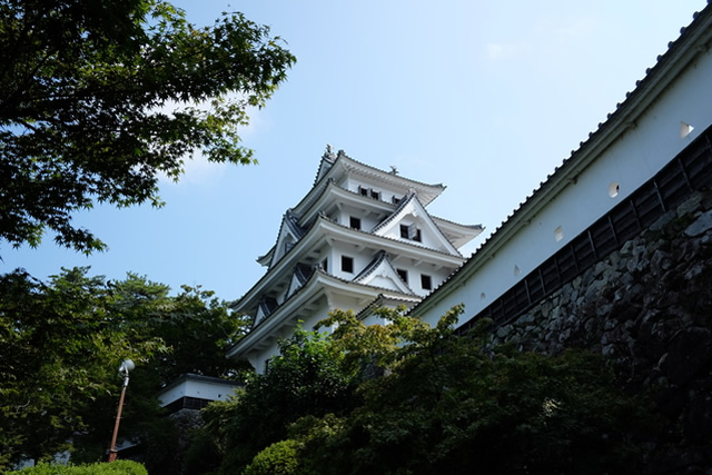 Picture of Gujo Hachiman Castle
