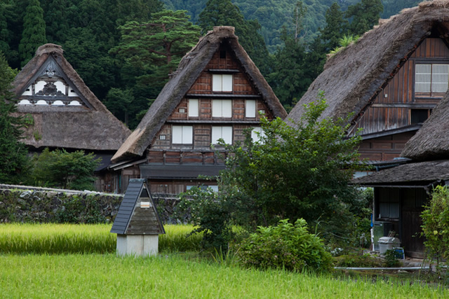 Picture of Historic Villages of Shirakawa-go