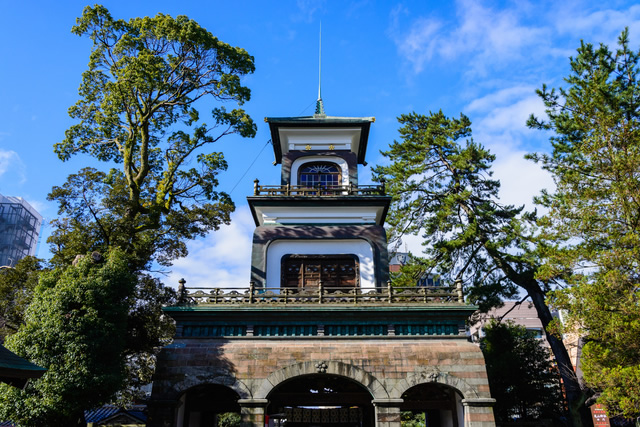 Picture of Oyama Jinja Shrine